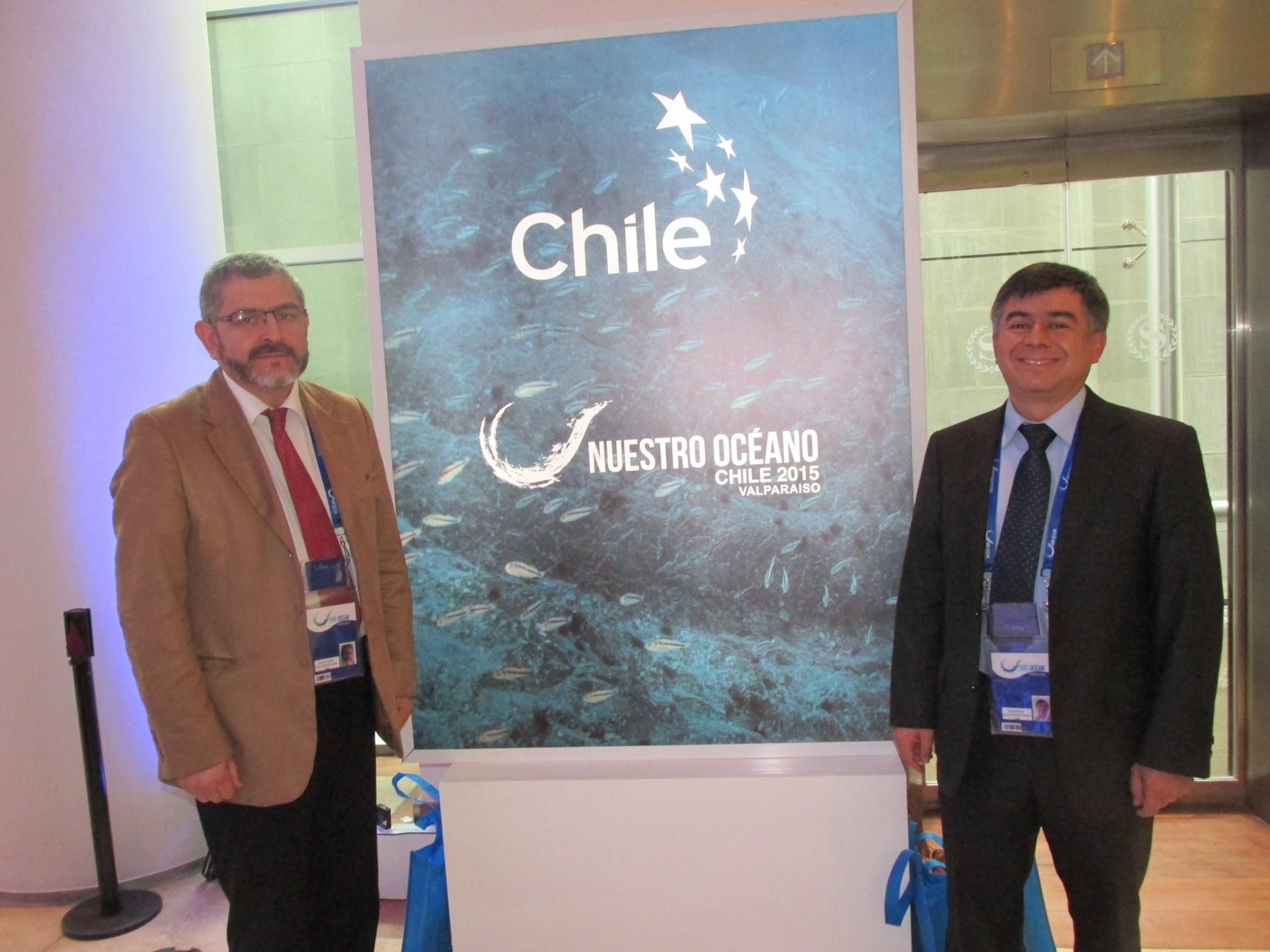 Con positivo balance  finalizó  Conferencia Internacional Nuestro Océano 2015