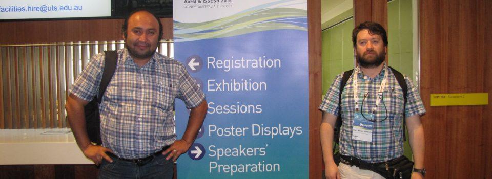 Investigadores del Instituto de Fomento Pesquero participan en Simposio en Sídney Australia