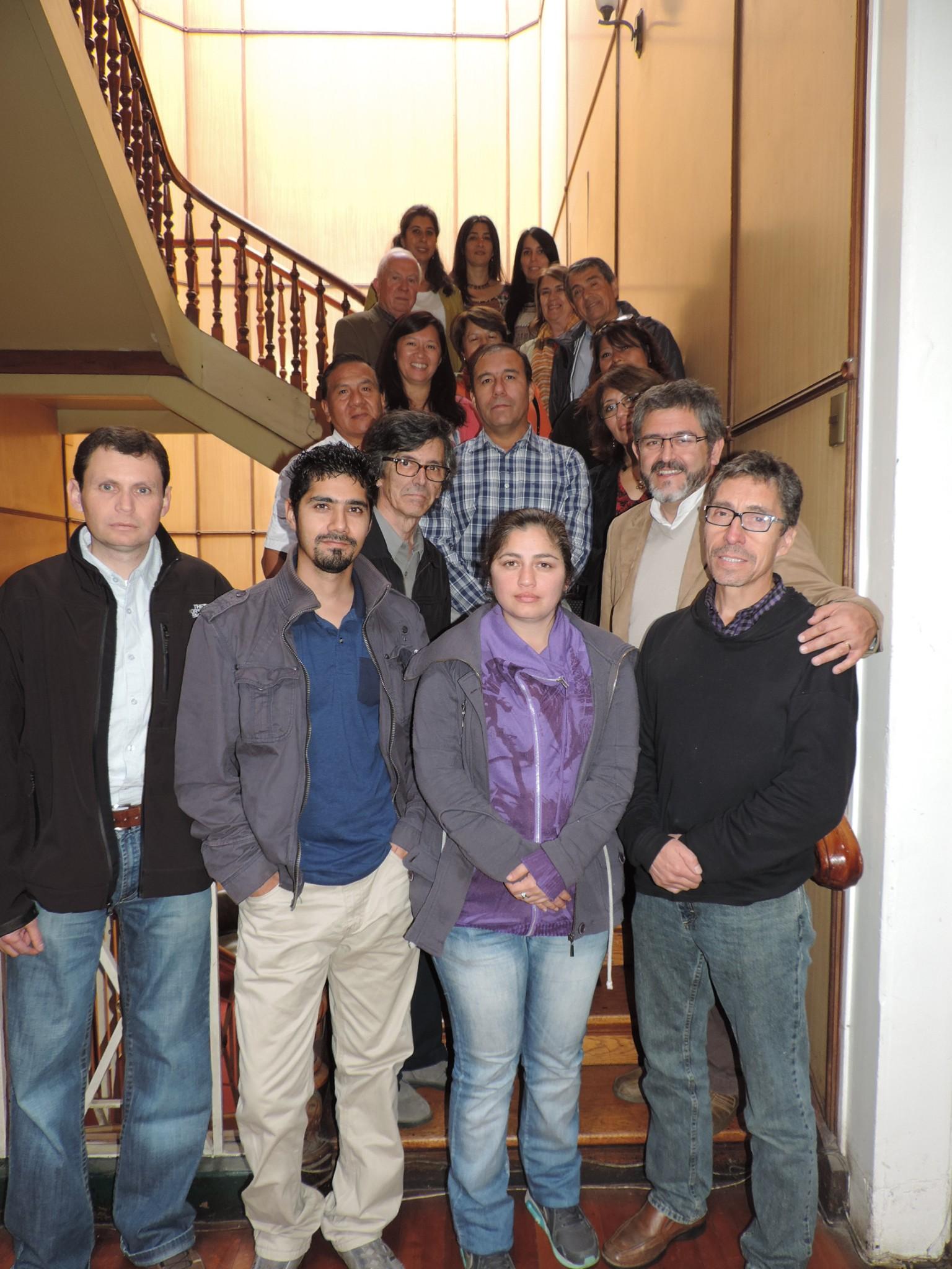 Científicos chilenos y peruanos se reúnen en Valparaíso
