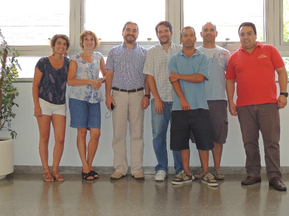 IFOP e INIDEP presentaron trabajo conjunto en el 3° Simposio Iberoamericano de Ecología Reproductiva, Reclutamiento y Pesca, realizado en Brasil.