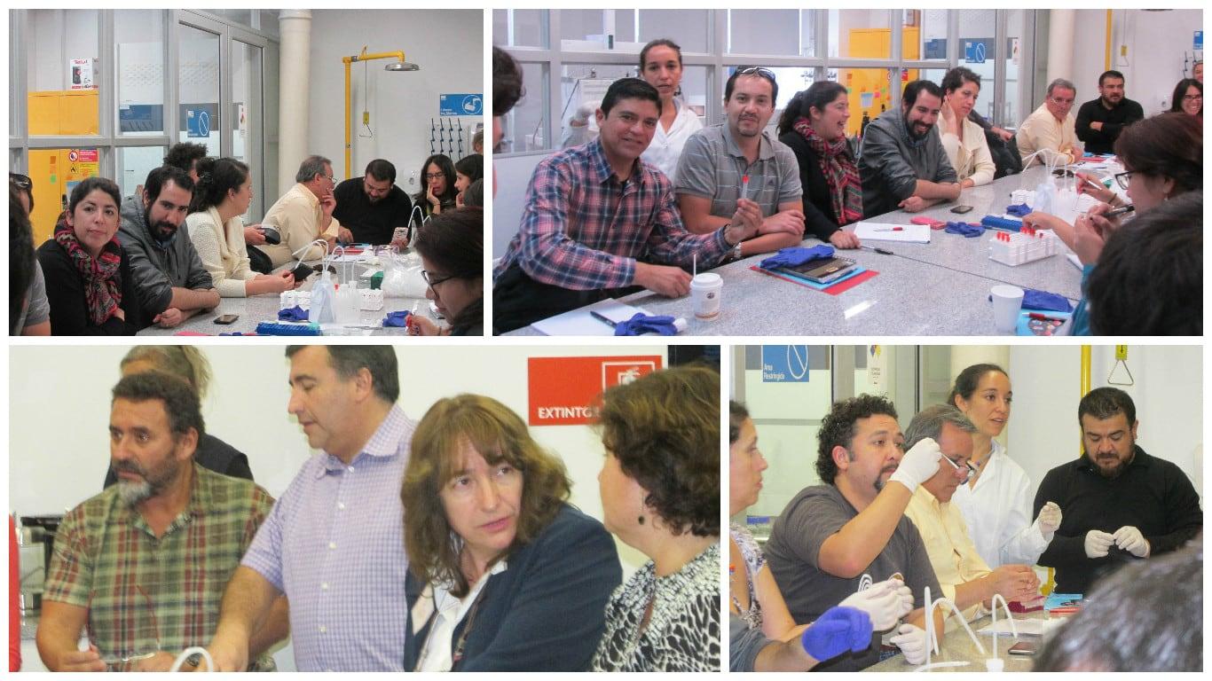 Investigadores de IFOP asisten a Curso Internacional  de Isótopos Estables