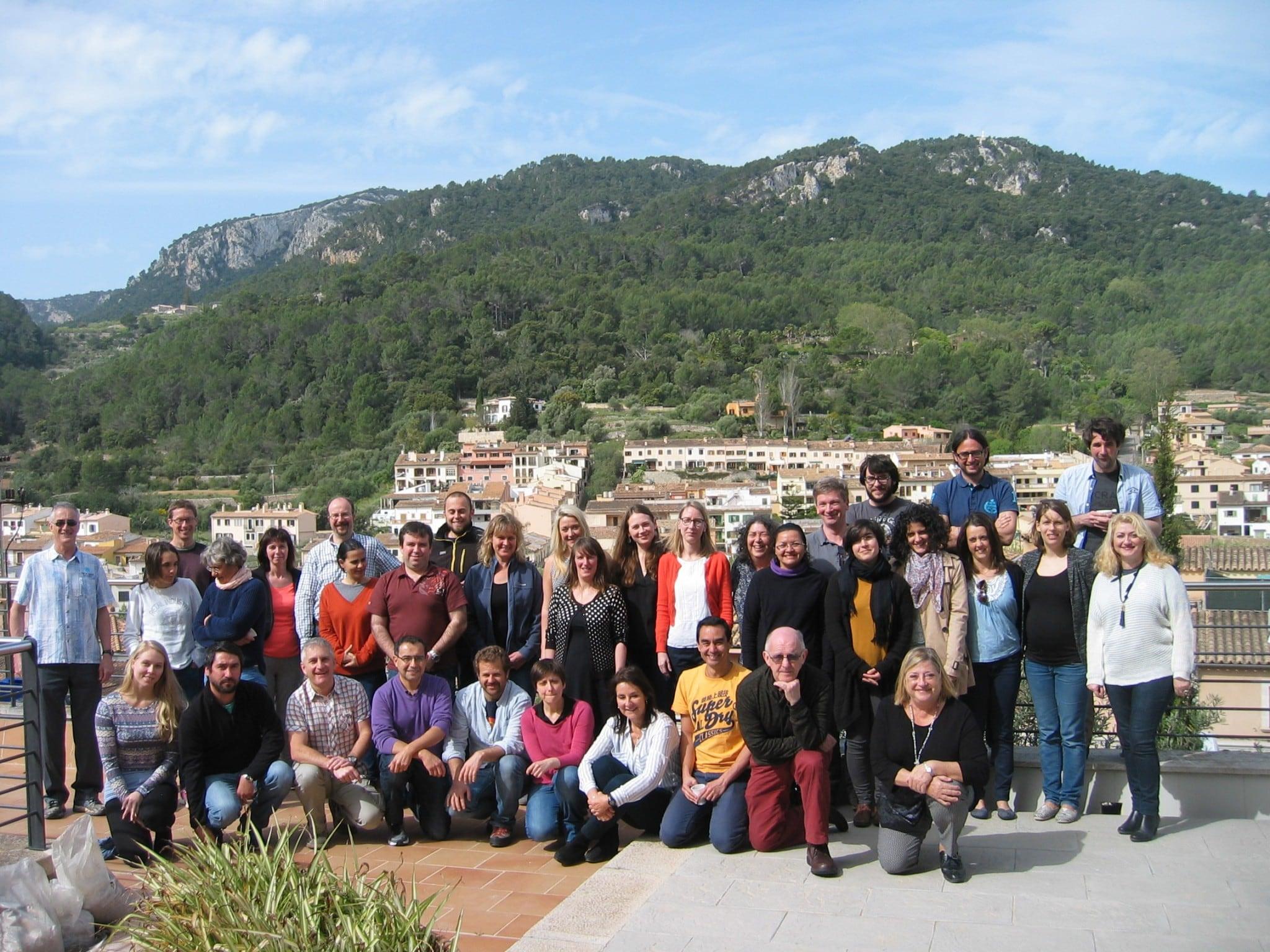 Investigadores de IFOP asisten a taller internacional sobre otolitos realizado en España