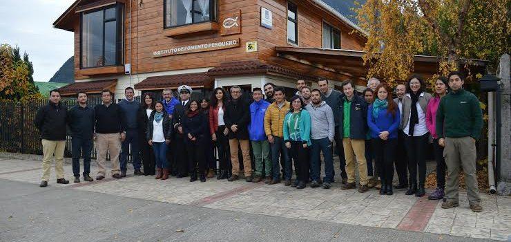 Inauguran nuevas oficinas del Instituto de Fomento Pesquero en Puerto Aysén