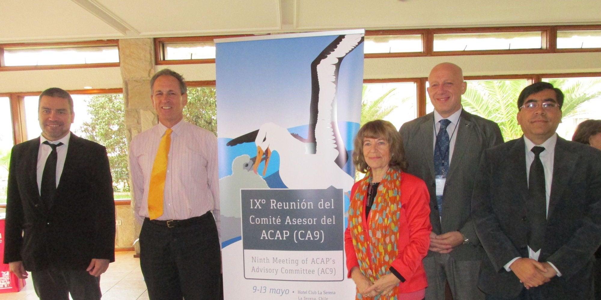 Chile es el anfitrión de la 9 reunión de la ACAP