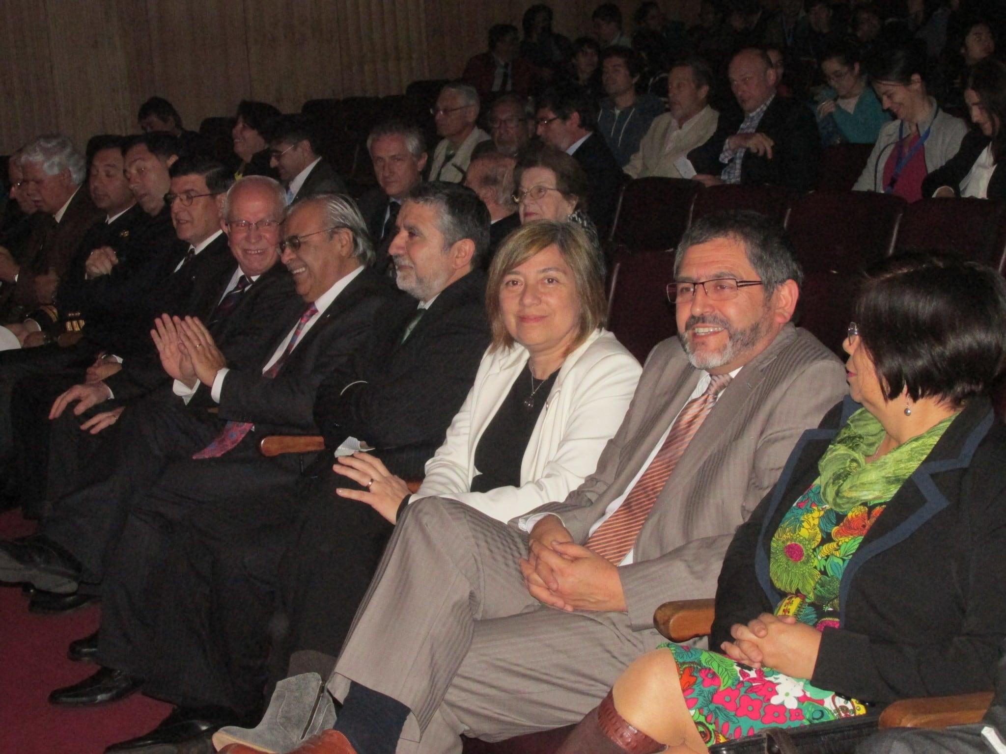 IFOP participa activamente en Congreso de Ciencias del Mar