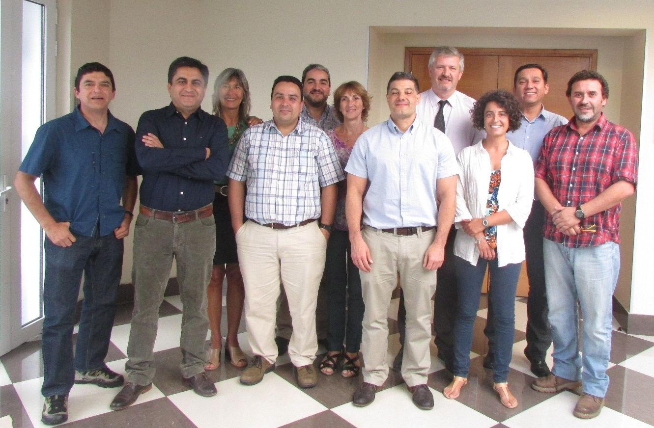 INIDEP e IFOP se reúnen en Mar del Plata para profundizar acciones conjuntas