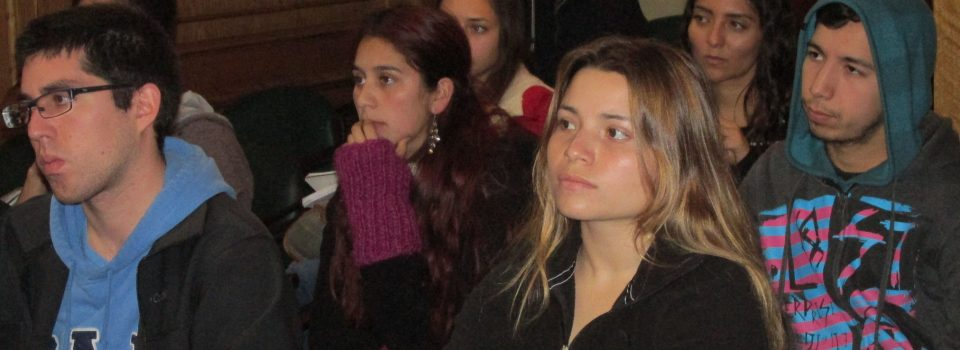 Students of Marine Biology of University of Valparaiso visit IFOP