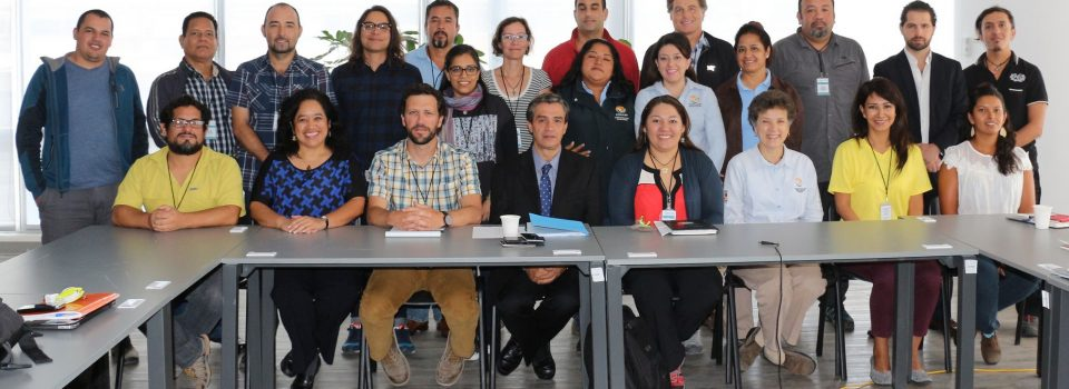 Workshop was held in Mexico to conserve the Leatherback turtle