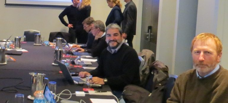 Investigador IFOP participó como experto FAO en workshop sobre Orange Roughy