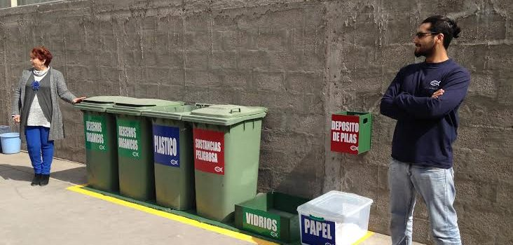 IFOP Iquique starts garbage recycling campaign