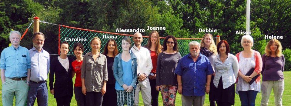 Chilena asiste a curso sobre microalgas marinas  en Dinamarca