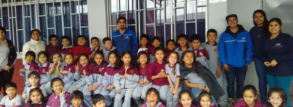 IFOP gives talks on fishing issues at school in Arica