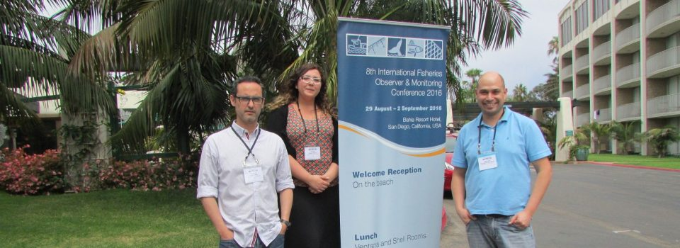 Chilean delegation participates in 8th International Conference on Fishing and Monitoring Observers.