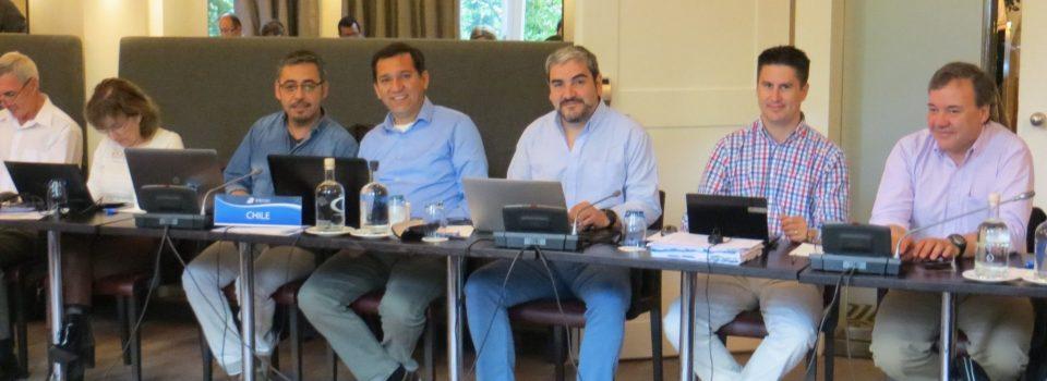 Chile asiste a 4° Reunión del Comité Científico de la OROP-PS. Organización regional de ordenamiento pesquero del Pacífico Sur. (www.SPRFMO.org)