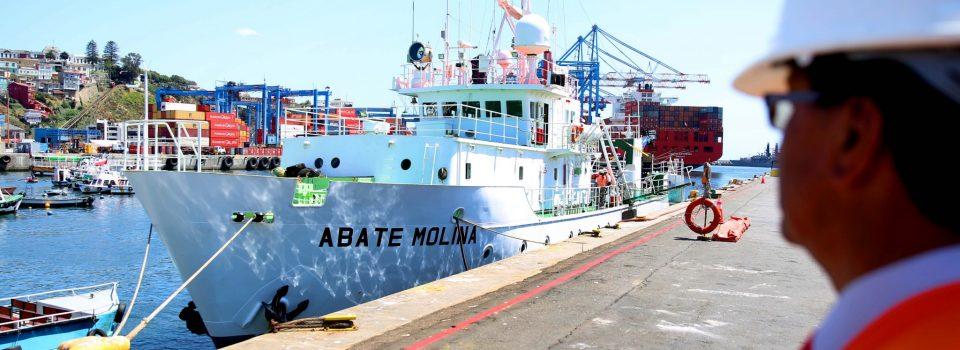 IFOP researchers set sail to Arica for quantifying Jack mackerel biomass