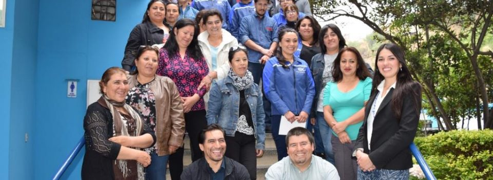 IFOP and PUCV train 167 Scientific Observers throughout Chile