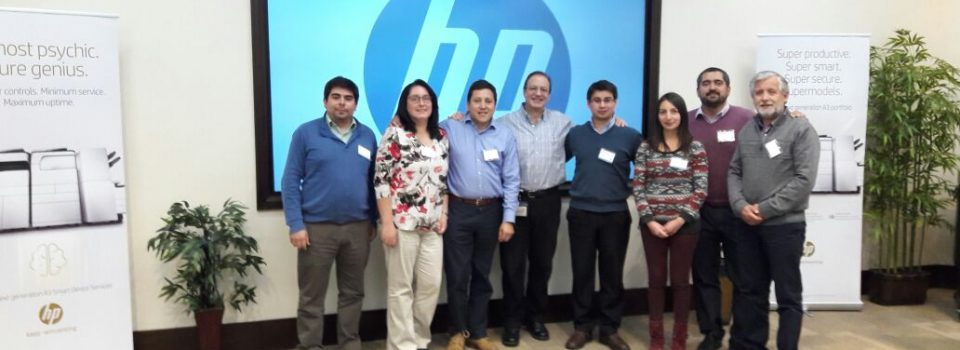 IFOP participates in technology advances workshop at Hewlett-Packard research and development facility in the United States