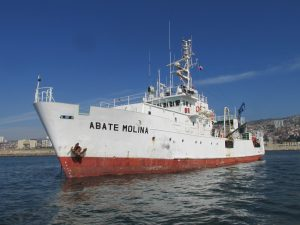Scientific Vessel Abate Molina