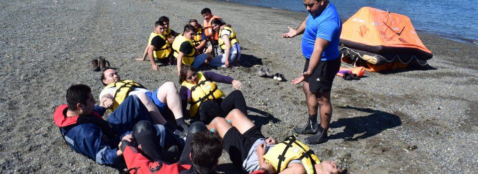 IFOP: Efectúa  curso de familiarización a bordo a sus trabajadores