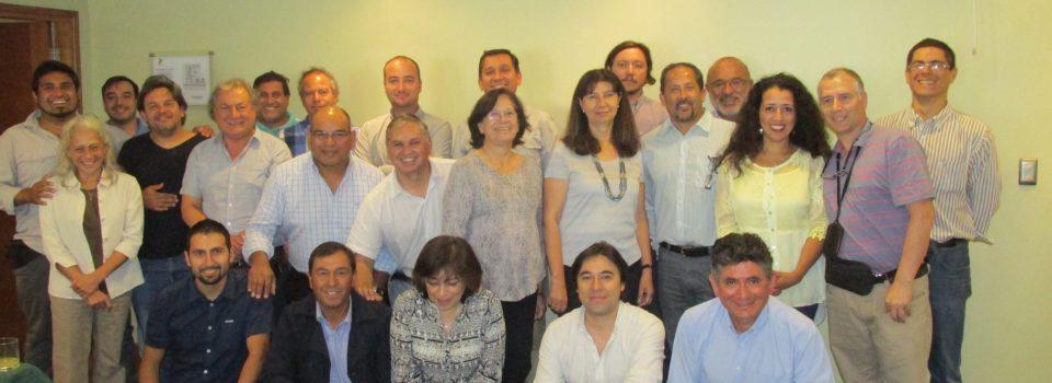 Expertos de Chile y Argentina se reúnen para conocer el estado del pulpo rojo patagónico