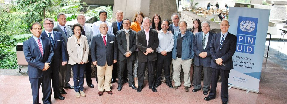Chile y Perú se reúnen por proyecto GEF Humboldt