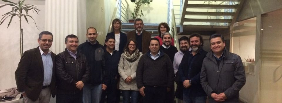 Institutes of fishing research in Chile and Argentina come together in Valparaiso