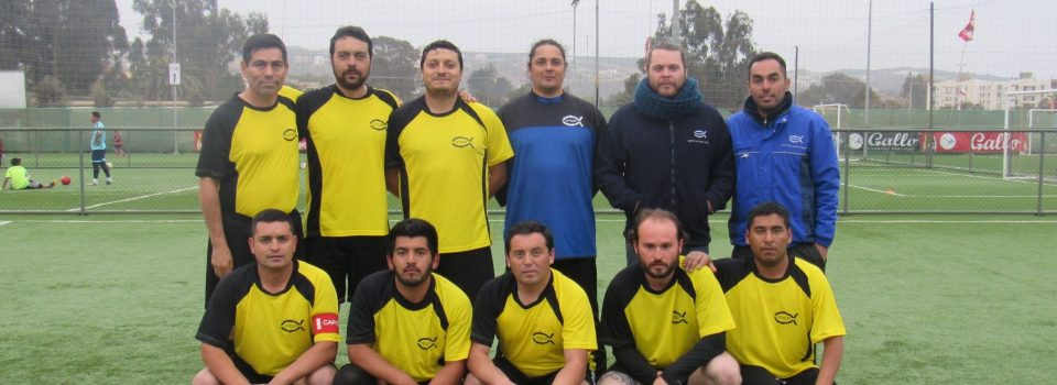 IFOP organizes soccer championship in Coquimbo