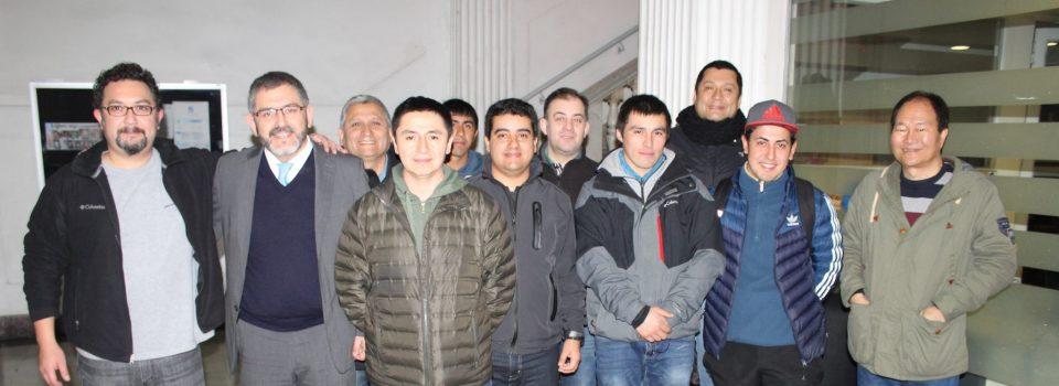 """Zarpó el Buque Científico AGS 61 """"Cabo de Hornos"""" con profesionales de IFOP"""