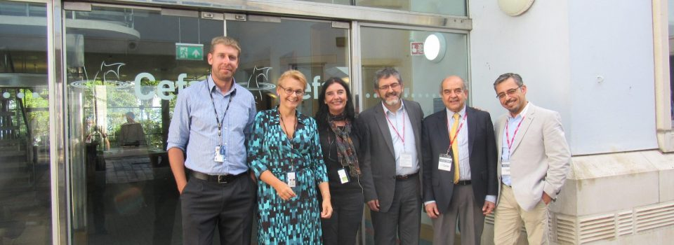 Successful culmination of IFOP standards for aquaculture international research tour