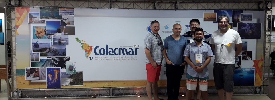 IFOP has an outstanding participation at the Marine Science Latin American Congress