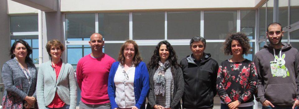 Chile y Argentina realizan taller conjunto para determinar la edad de los peces