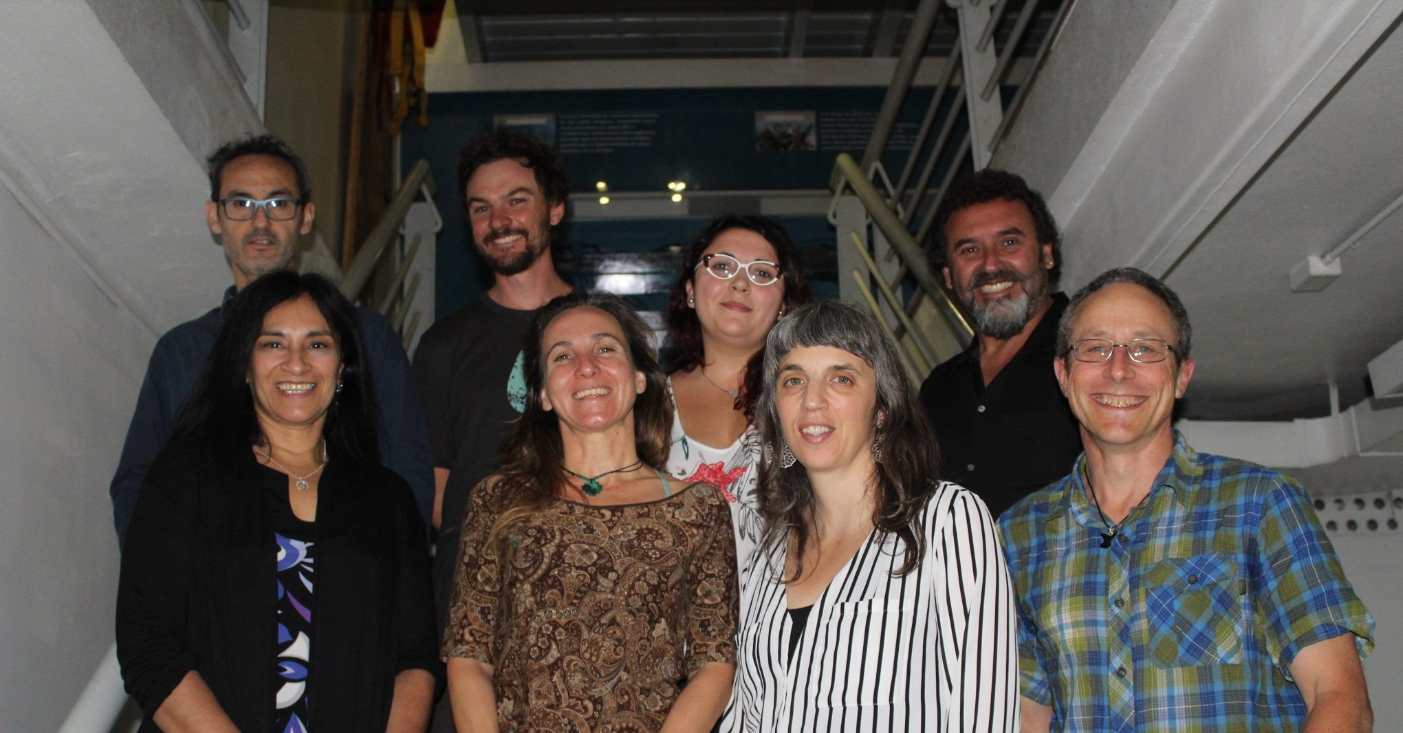 IFOP and NGO Oikonos meet to identify common lines of action and agenda regarding seabirds incidental capture.