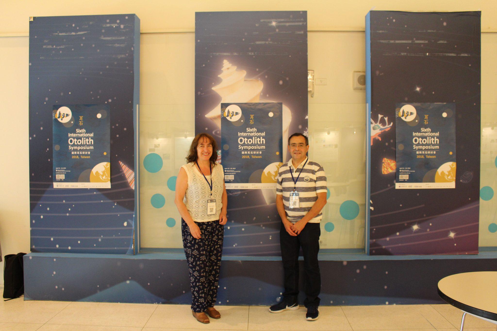 IFOP presente en congreso internacional de Otolitos