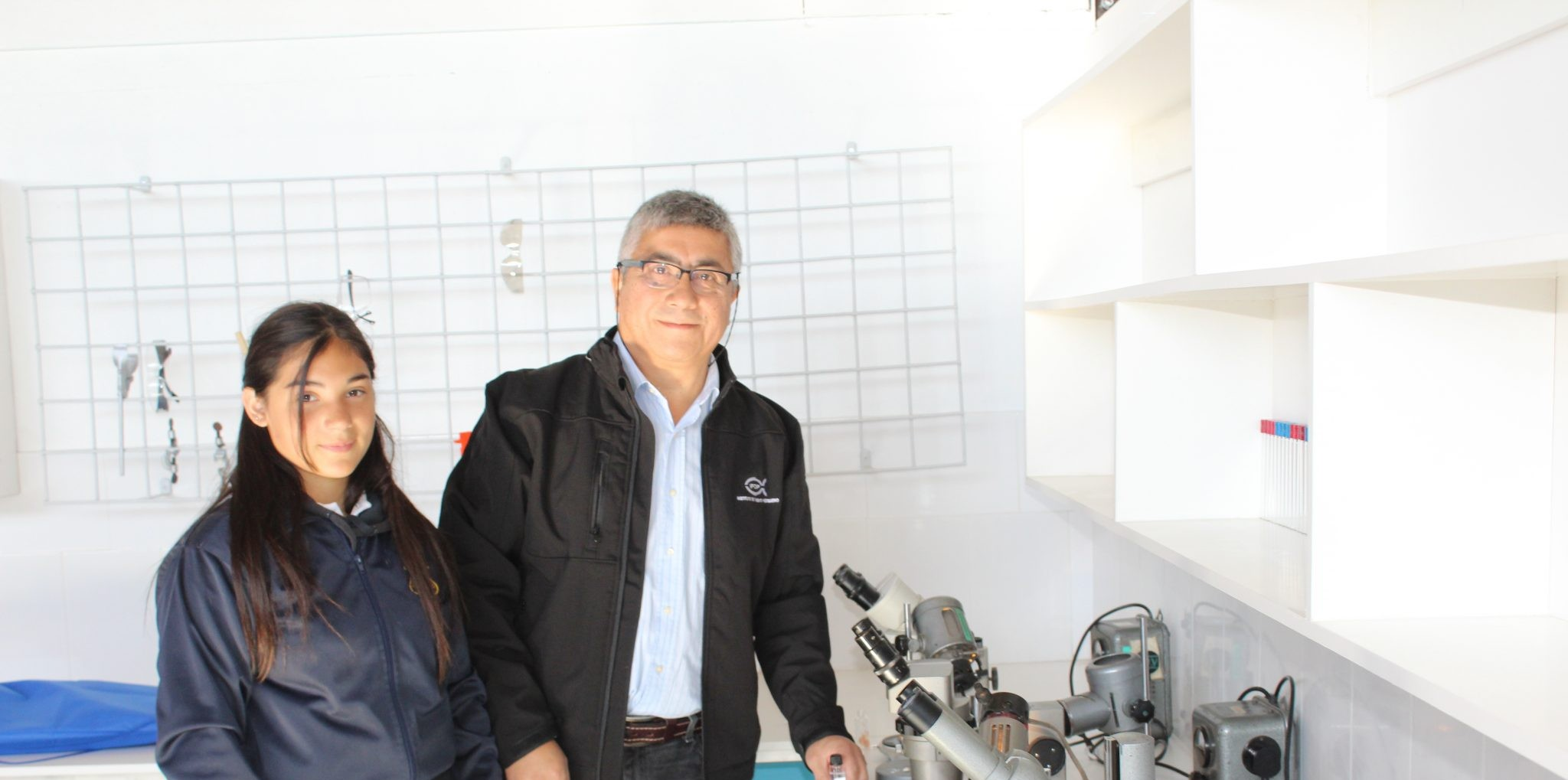 IFOP and Valparaíso Rotary Club inaugurated a sciences laboratory in Ramaditas school