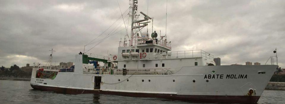 IFOP forma parte de XXI Crucero Regional Conjunto coordinado por la Comisión Permanente del Pacífico Sur (CPPS)