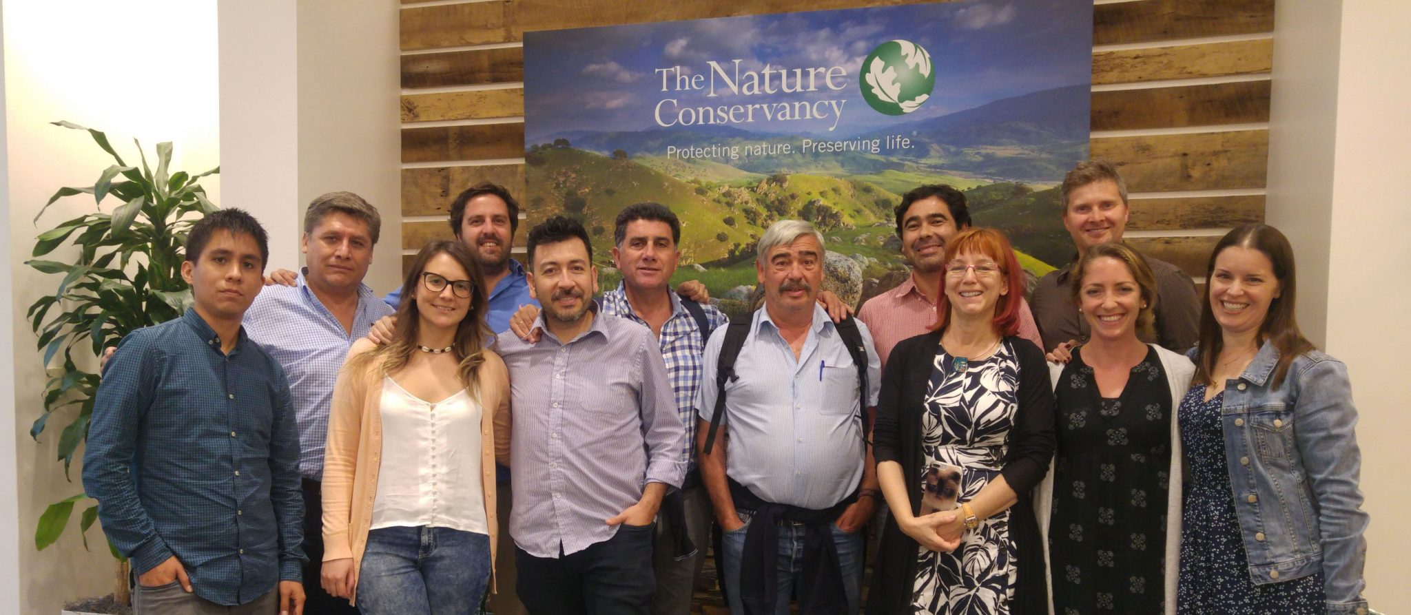 IFOP researchers are refined in the United States with the support of the NGO The Nature Conservancy