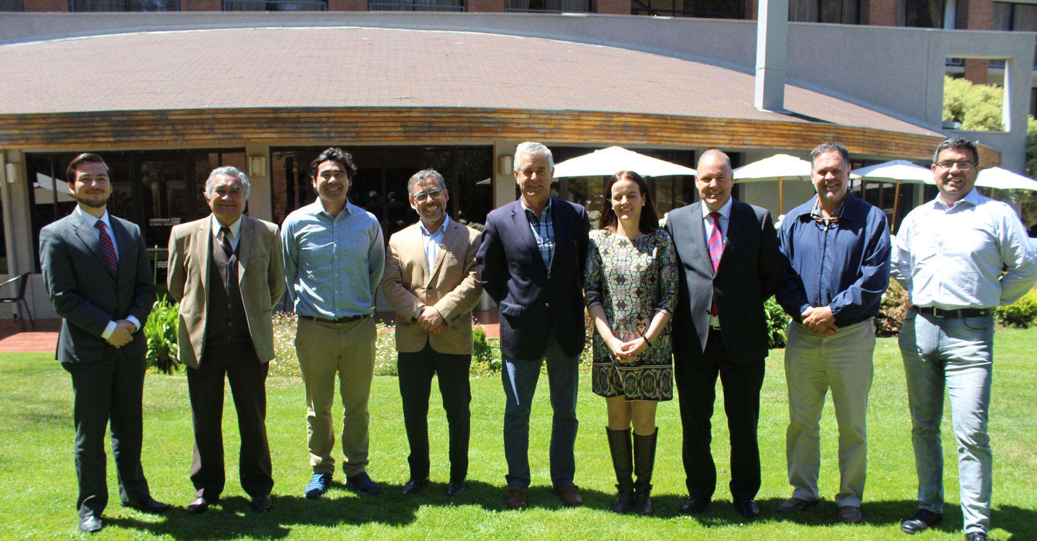 Chile brought together Fisheries and Aquaculture Research Institutes from Pacific Alliance countries