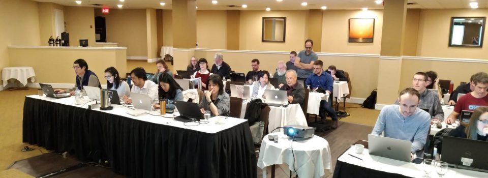 Investigador de IFOP se capacita en Canadá