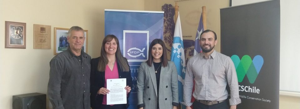 IFOP y WCS Chile celebran convenio de colaboración