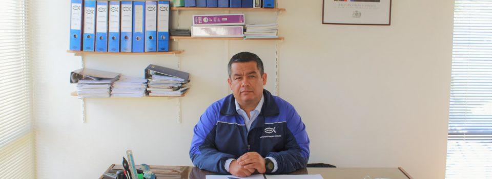 Instituto de Fomento Pesquero tiene nuevo jefe de base en Arica