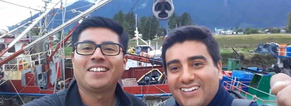 Investigador de Perú realiza pasantía en IFOP