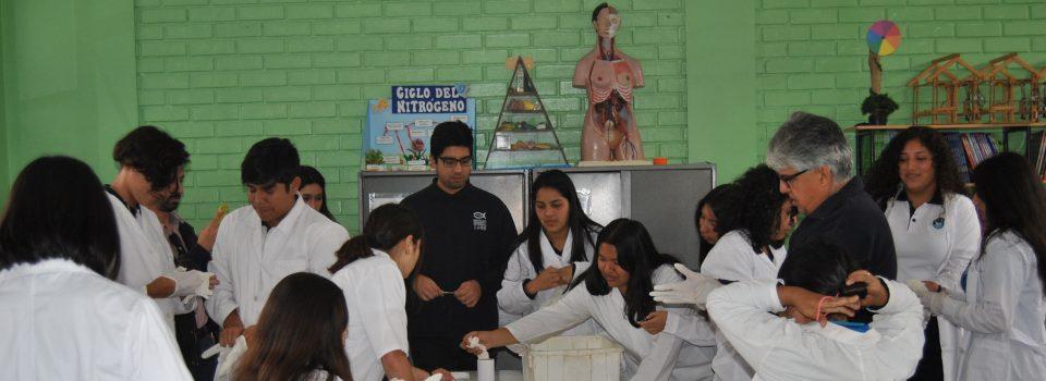 IFOP Arica holds talk at Miramar School