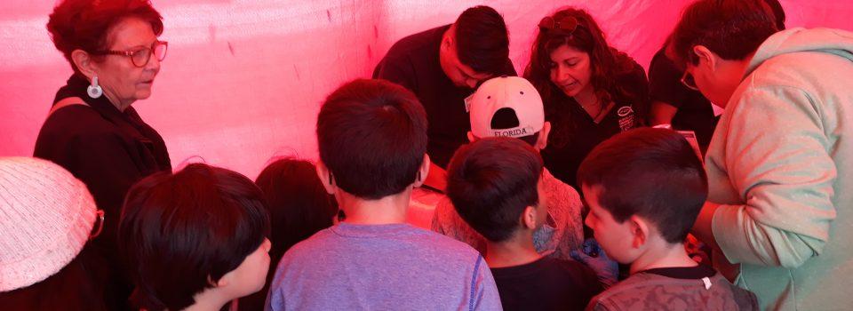IFOP Iquique participó con stand interactivo en la semana de la Ciencia Explora