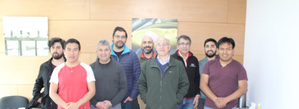 Researchers shared  Humboldt Current Great Marine Ecosystem   fishery resources scientific knowledge