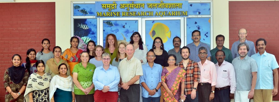 IFOP participated at ecosystemic project meeting led by CSIRO from Australia