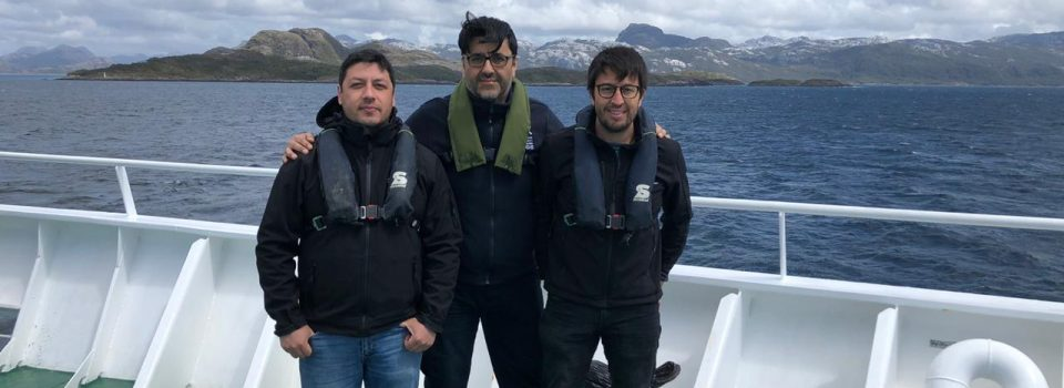 IFOP scientists participate in an international cruise to investigate Harmful Algal Blooms (FANs) in Chilean Magellan and Antarctic region