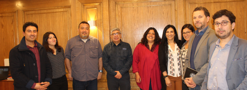 UPLA e IFOP vinculan investigación para el manejo de pesquerías en Chile