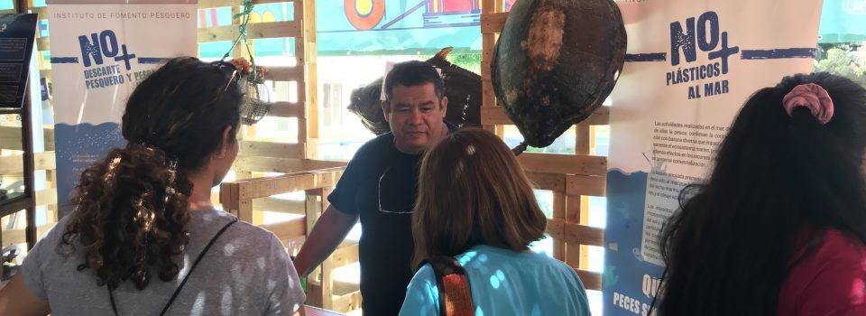 """IFOP colabora en  """"campamento Explora Va"""" en  Arica"""
