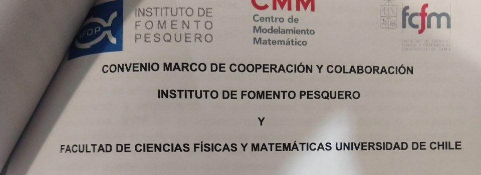 IFOP firma convenio con la Universidad de Chile