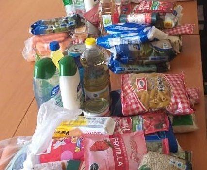 IFOP Punta Arenas entregó canastas con alimentos a familias de la zona